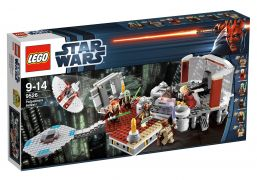 LEGO Star Wars 9526 L'arrestation de Palpatine