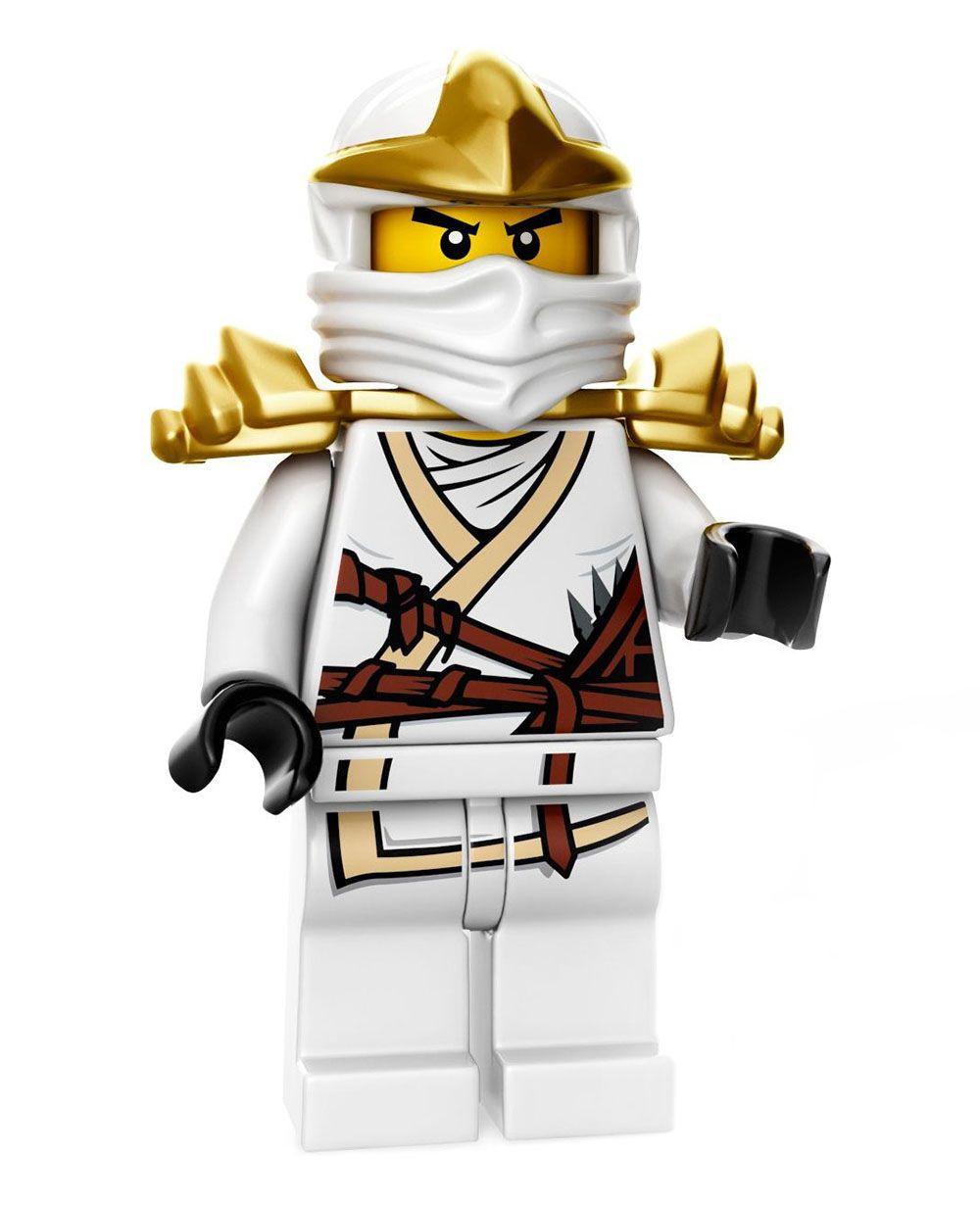 Lego ninjago 9554 pas cher zane zx - Personnage ninjago lego ...