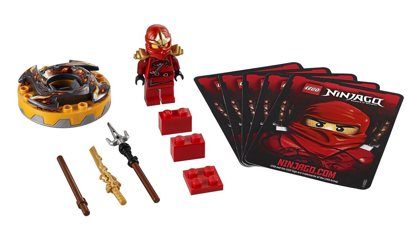 Lego ninjago 9561 pas cher - Carte ninjago ...