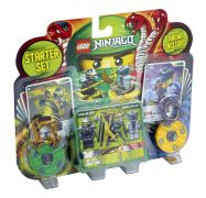 LEGO Ninjago 9579 Tournoi d'initiation, Starter Set