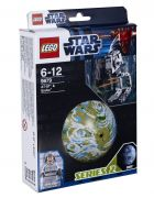 LEGO Star Wars 9679 - AT-ST & Endor pas cher