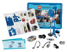 LEGO Education 9686 Kit Machines Simples et Motorisés LEGO Education