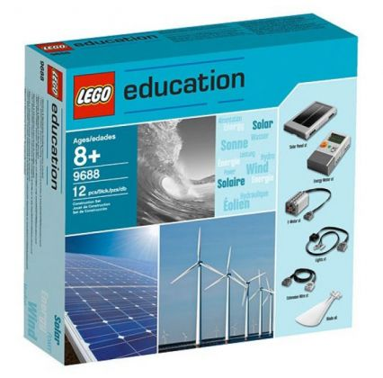 LEGO Education 9688 Kit Energies Renouvelables LEGO Education