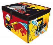 Lego rangement 40911702 pas cher bo te de rangements - Brique de rangement lego grand modele ...