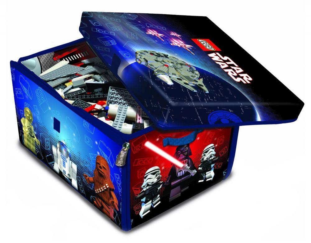 LEGO Rangement A1433XX pas cher - Star Wars Zipbin 3000 - Boîte de rangement