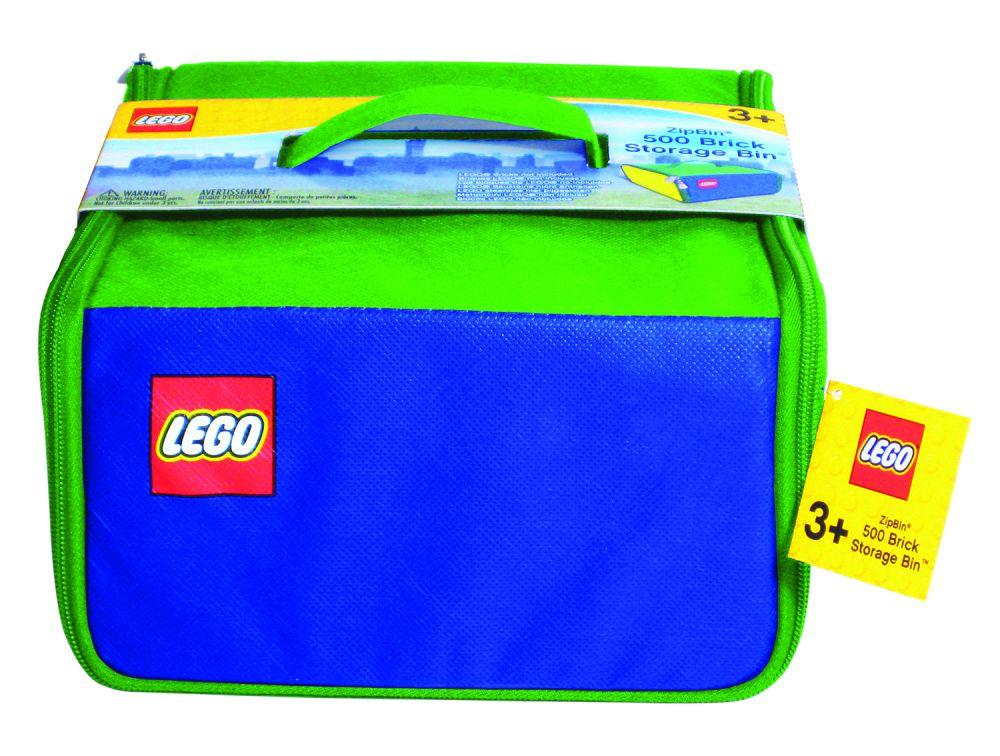 Lego rangement a1806xx pas cher bo te de rangement lego zipbin 500 pi ces - Lego boite de rangement ...