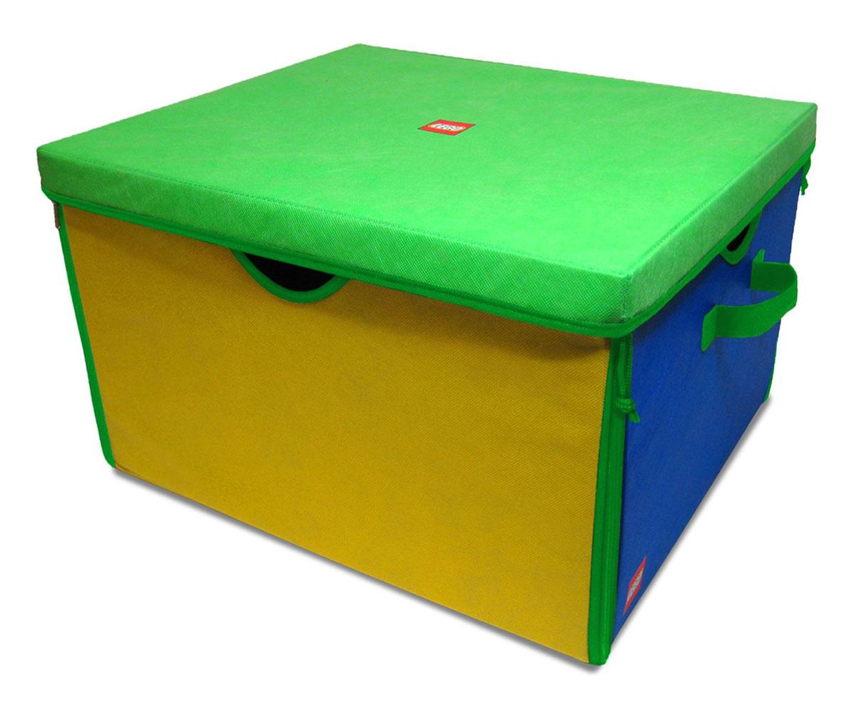 Lego rangement a1810xx pas cher bo te de rangement lego zipbin 7000 pi ces - Caisse de rangement lego ...