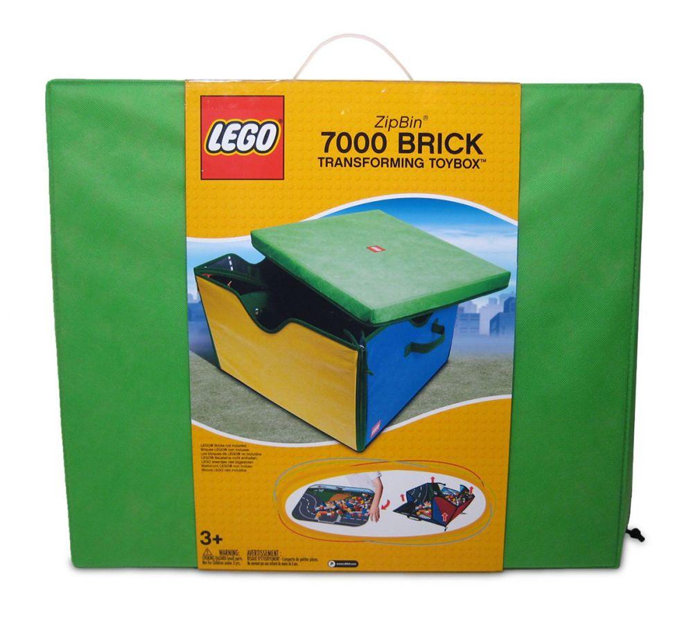lego rangement a1810xx pas cher bo te de rangement lego zipbin 7000 pi ces. Black Bedroom Furniture Sets. Home Design Ideas