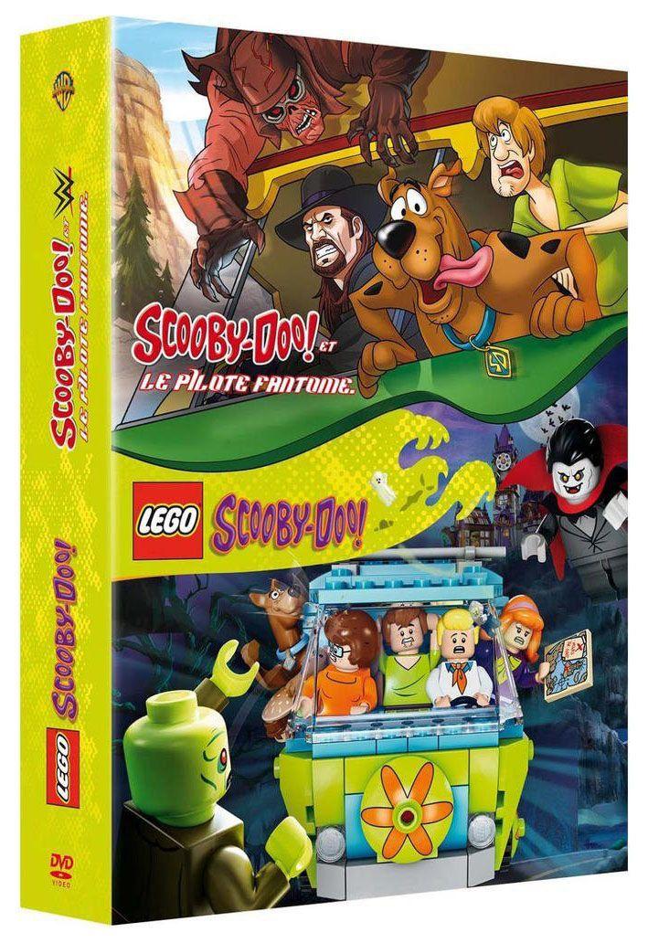 Lego vid os dvd cdvdlsdsd pas cher coffret dvd lego - Personnages de scooby doo ...