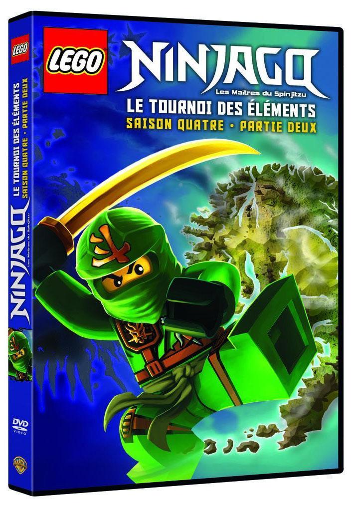 Lego vid os dvd dvdlns4v2 pas cher dvd lego ninjago saison 4 volume 2 - Lego ninjago saison 7 ...