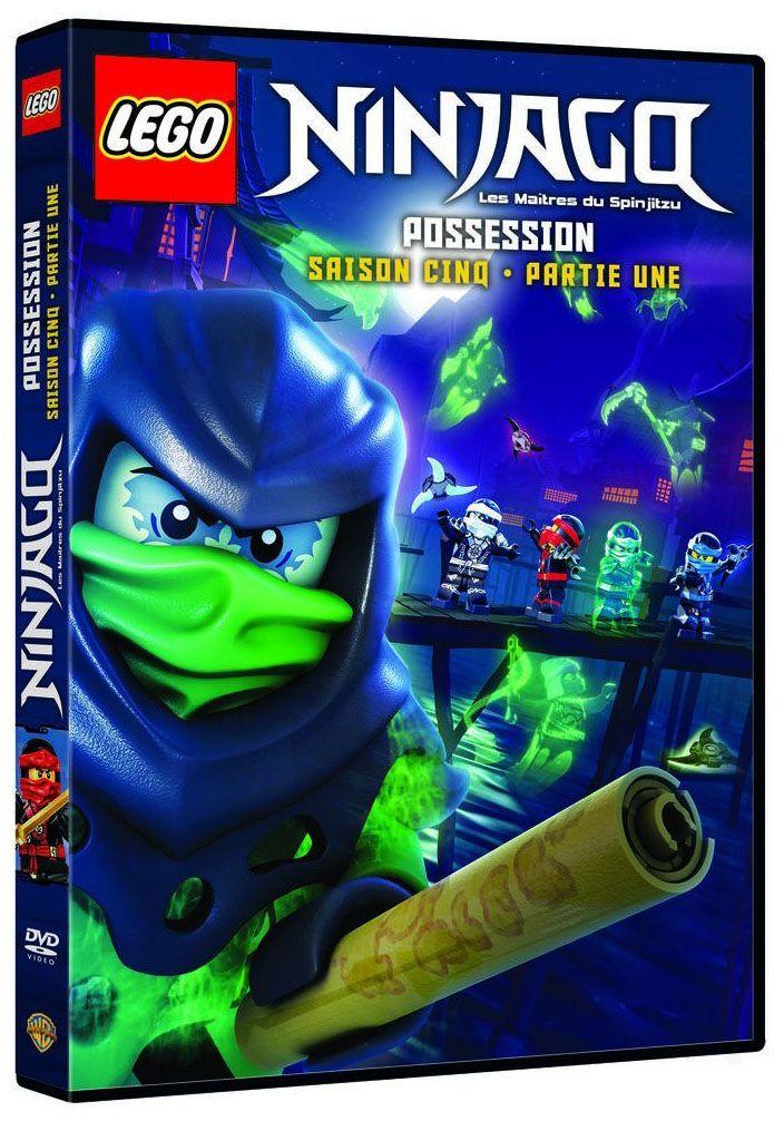 dvd lego ninjago saison 5 volume 1