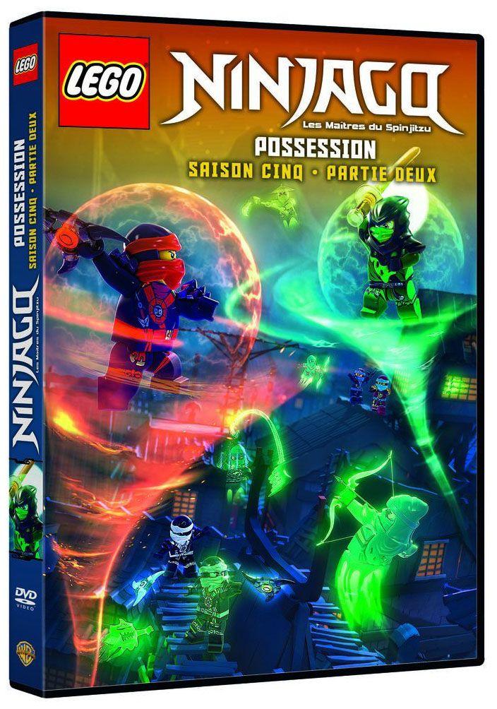 dvd lego ninjago saison 5 volume 2