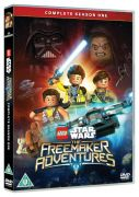 Vidéos & DVD DVD LEGO Star Wars The Freemaker Adventures Saison 1 pas cher