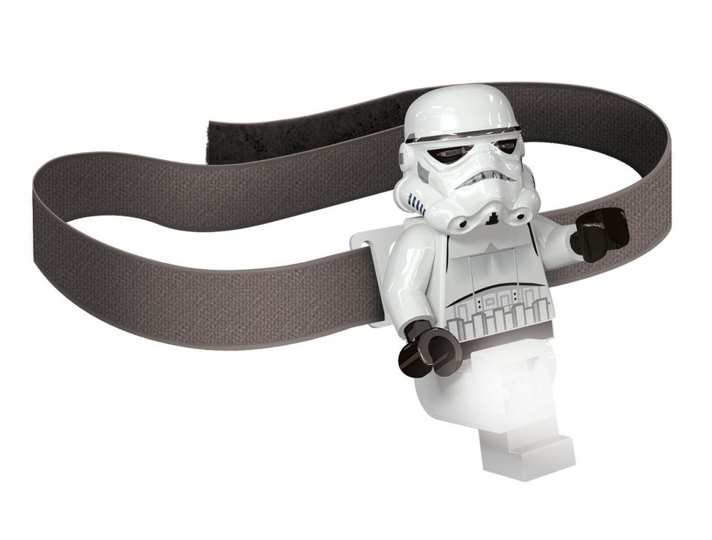 lego lampes lg0he12 pas cher lampe frontale lego stormtrooper. Black Bedroom Furniture Sets. Home Design Ideas