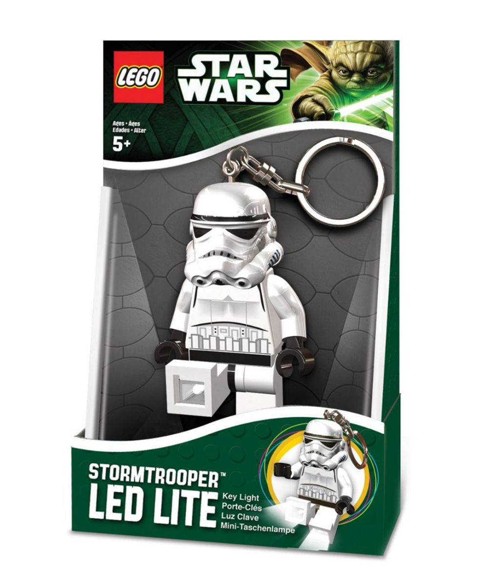 lego porte cl s lg0ke12 pas cher porte cl s lumineux stormtrooper. Black Bedroom Furniture Sets. Home Design Ideas