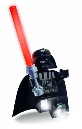 LEGO Lampes LG0TO3B Lampe Torche Lego Dark Vador