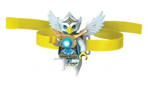 Lampes Lampe frontale Lego Legends of Chima Eris pas cher
