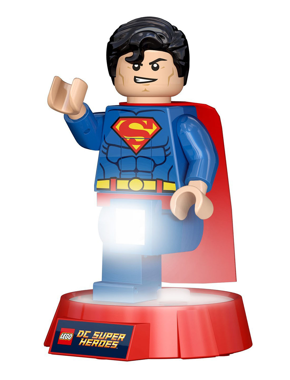 lego lampes lgltob20 pas cher - lampe de bureau lego superman