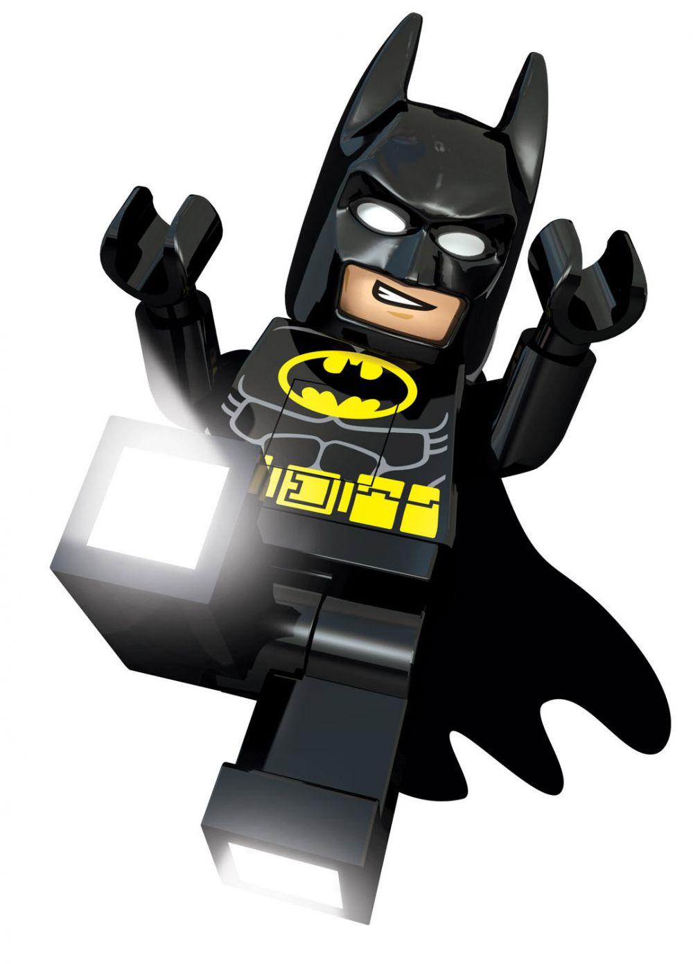 Lego Lampes Lgtob12t Pas Cher Lampe Torche Lego Batman