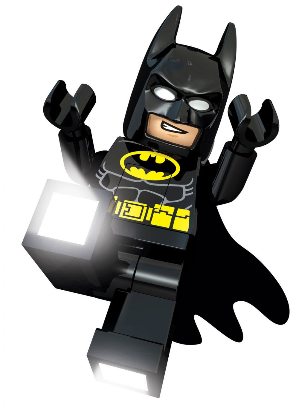 Lego lampes lgtob12t pas cher lampe torche lego batman for Videos de lego batman