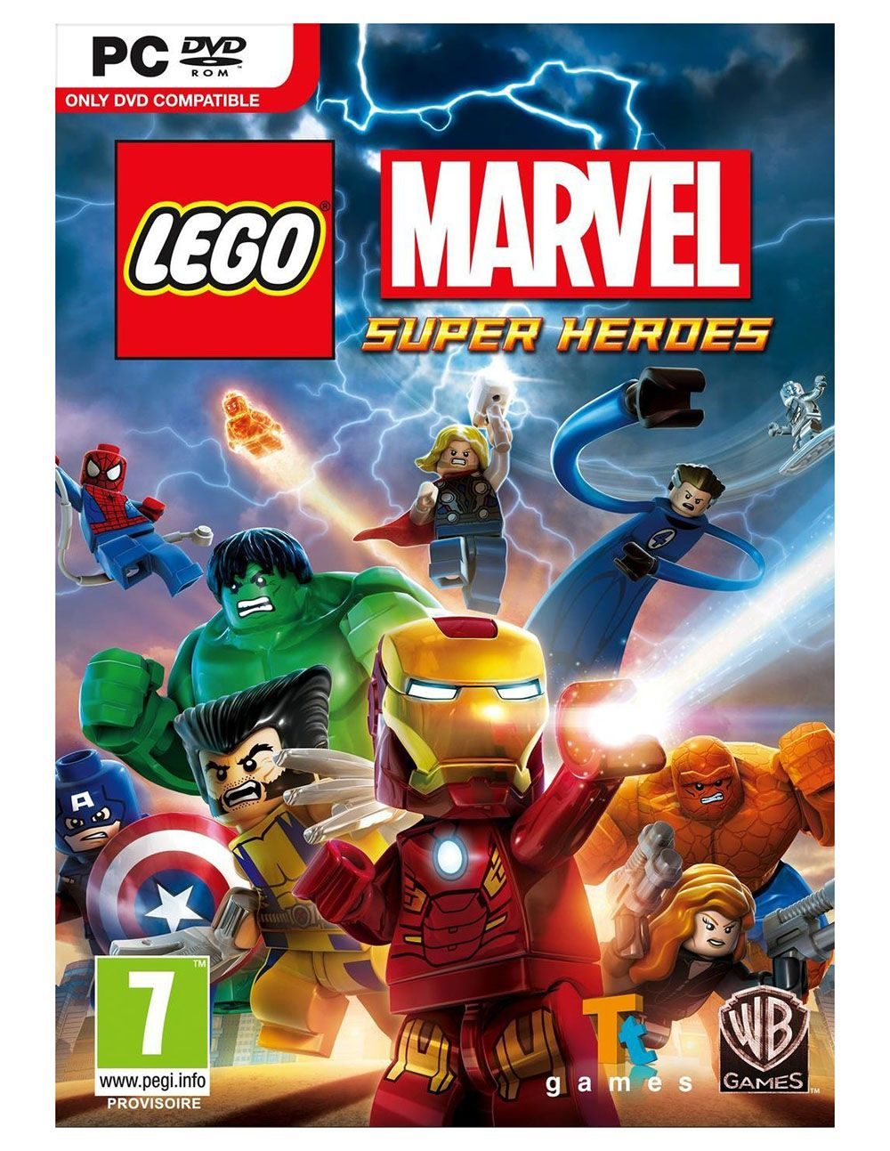 marvel lego pc