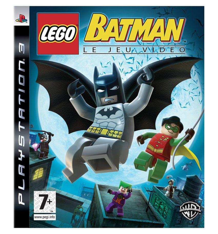 Lego jeux vid o ps3lbljv pas cher lego batman le jeu - Jeux lego batman 2 gratuit ...