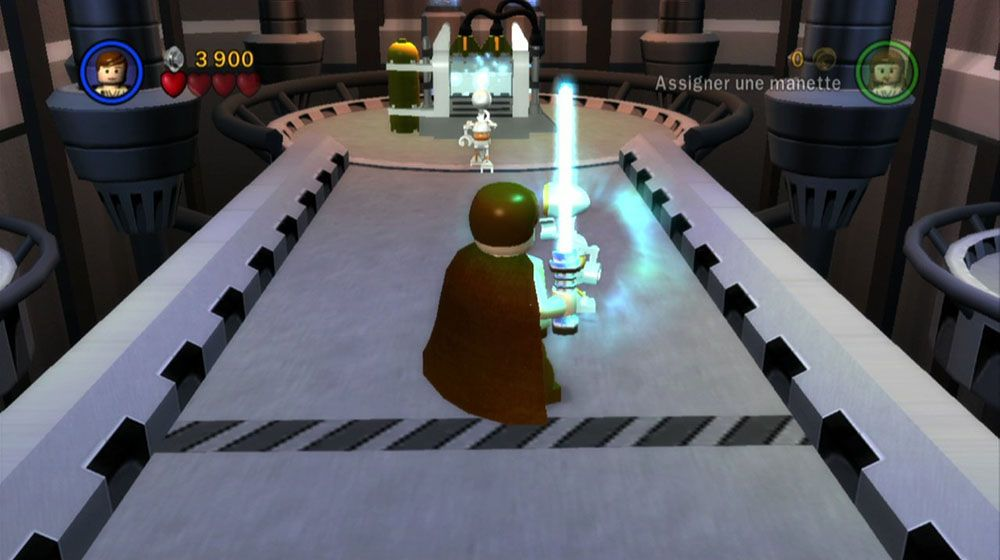 lego jeux vid o ps3swlsc pas cher lego star wars la saga compl te ps3. Black Bedroom Furniture Sets. Home Design Ideas