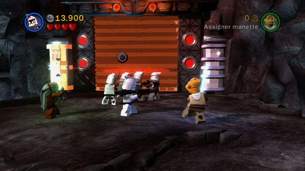 lego jeux vid o ps3swtcw pas cher lego star wars iii the clone wars ps3. Black Bedroom Furniture Sets. Home Design Ideas