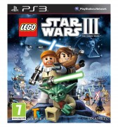 Jeux vidéo Lego Star Wars III: the Clone Wars PS3 pas cher