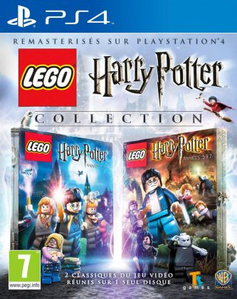 LEGO Jeux vidéo PS4-LHPC LEGO Harry Potter Collection - PS4