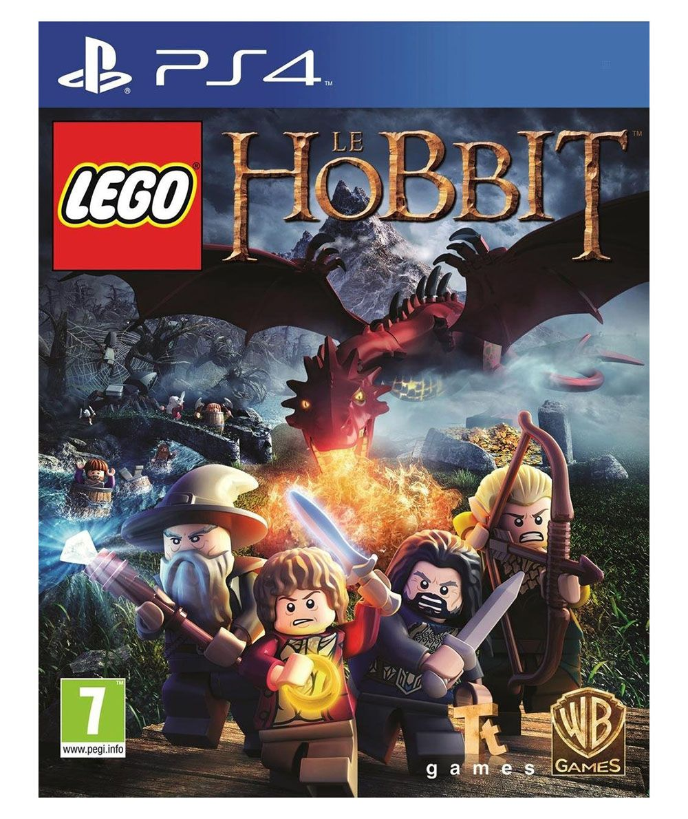 lego jeux vid o ps4llh pas cher lego le hobbit ps4. Black Bedroom Furniture Sets. Home Design Ideas