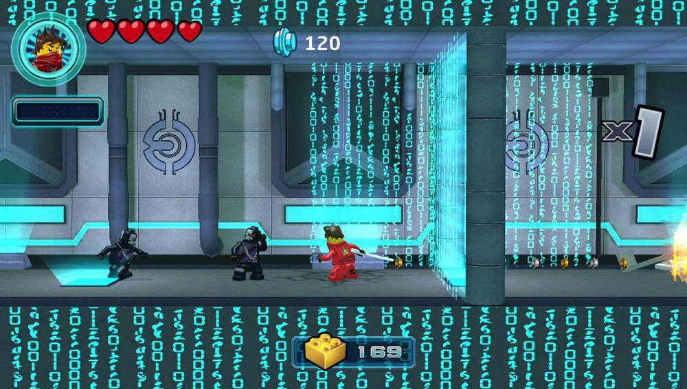 Lego jeux vid o psvlnn pas cher lego ninjago nindroids - Ninjago lego jeux gratuit ...