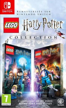 LEGO Jeux vidéo SWITCH-LHPC LEGO Harry Potter Collection - Nintendo Switch