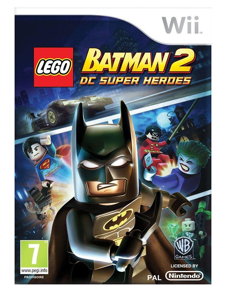 Lego jeux vid o wiidcshb2 pas cher lego batman 2 dc - Jeux lego batman 2 gratuit ...