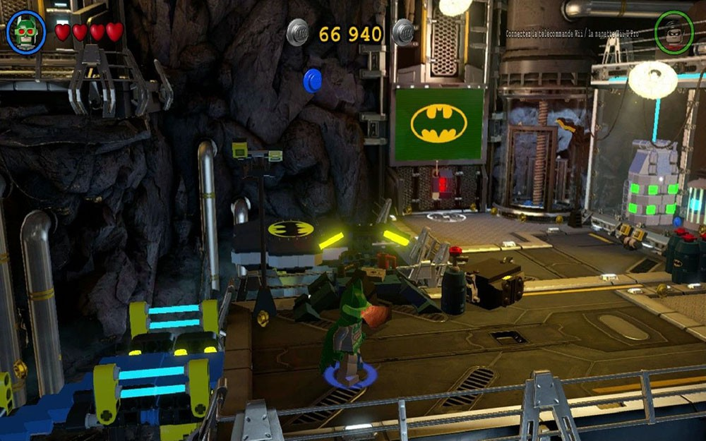 lego jeux vid o wiiubat3adg pas cher lego batman 3 au del de gotham wii u. Black Bedroom Furniture Sets. Home Design Ideas
