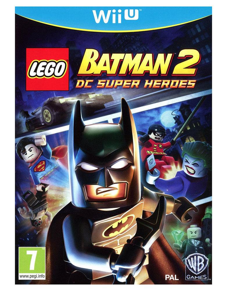 Lego jeux vid o wiiudcshb2 pas cher lego batman 2 dc super heroes wii u - Jeux de lego sur jeux info ...