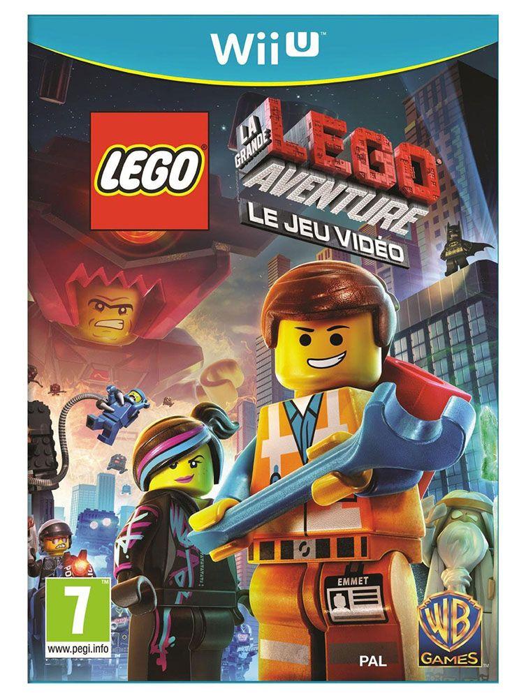 Lego jeux vid o wiiulga pas cher lego la grande aventure jeu wii u - Jeux de lego sur jeux info ...