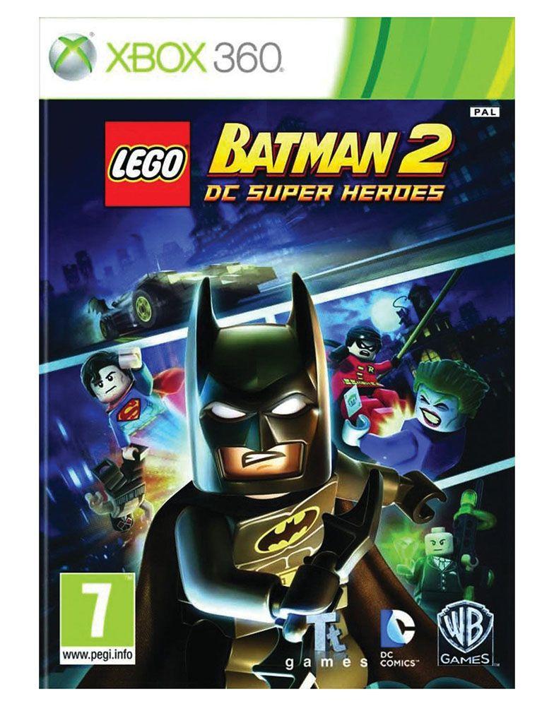 lego jeux vid o xb360dcshb2 pas cher lego batman 2 dc super heroes xbox 360. Black Bedroom Furniture Sets. Home Design Ideas