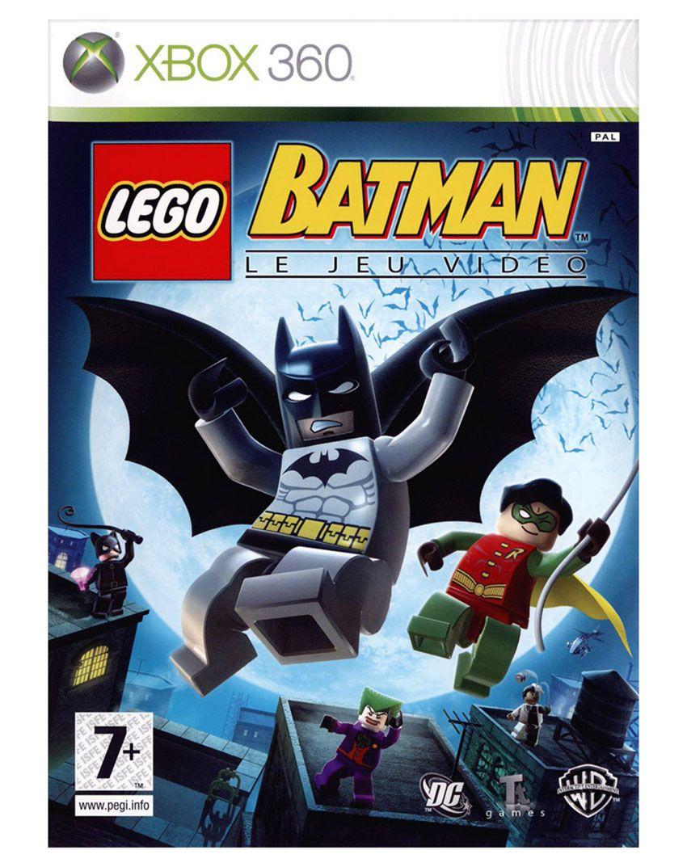 Lego jeux vid o xb360lbljv pas cher lego batman le jeu vid o xbox 360 - Jeux de lego sur jeux info ...