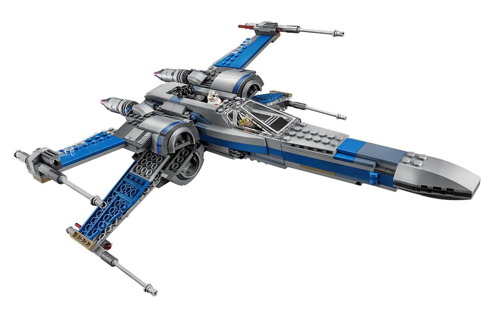 LEGO Star Wars Star Resistance X-Wing Fighter - 75149 - Photo 4