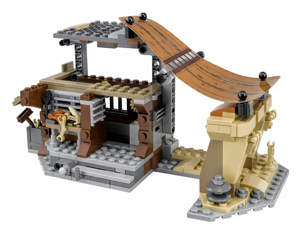 LEGO Star Wars Encounter on Jakku - 75148 - Photo 4