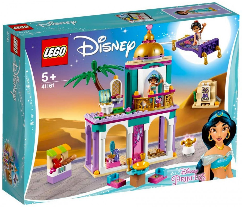 Nouveau LEGO Disney 41161 Aladdin and Jasmine's Palace Adventures 2019