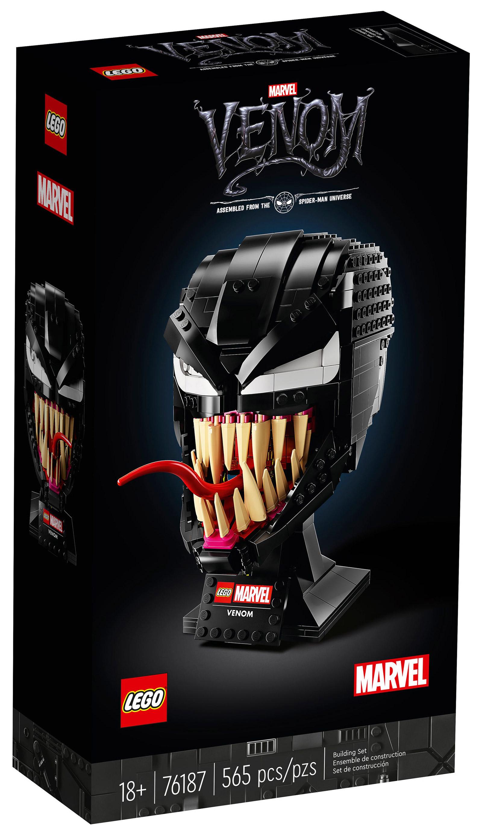 LEGO Marvel 76187 Venom // Halloween 2021