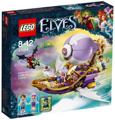 Nouveau LEGO Elves 41184 Aira's Airship and the Amulet Chase 2017