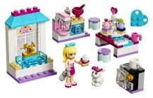 Nouveau LEGO Friends 41308 Stephanie's Friendship Cakes