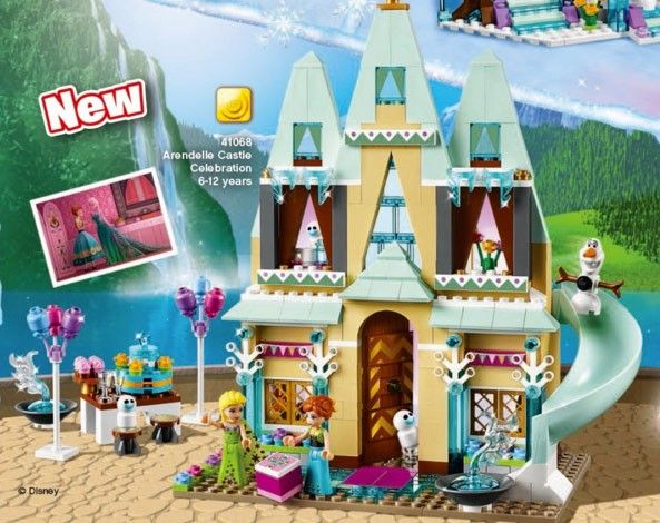 LEGO Princesses Disney 41068