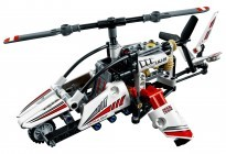 Nouveau LEGO Technic 42057 Ultralight Helicopter