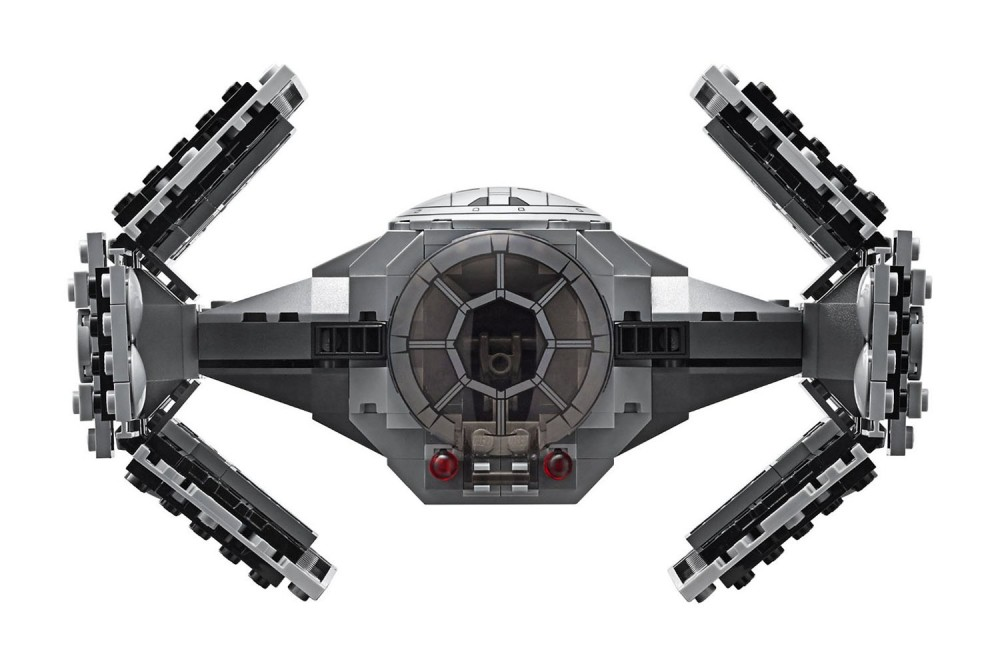 LEGO Star Wars Star Vader's Tie Advanced vs. A-Wing Fighter - 75150 - Photo 7