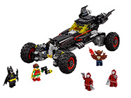 LEGO Batman Movie 70905 The Batmobile
