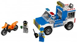 Nouveau LEGO Juniors 10735 L'arrestation du bandit